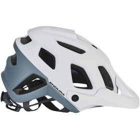 Endura SingleTrack II Helm white